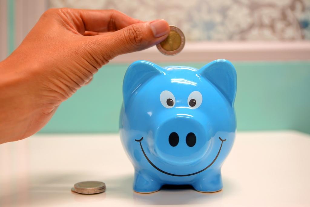 piggy bank payment on demand
