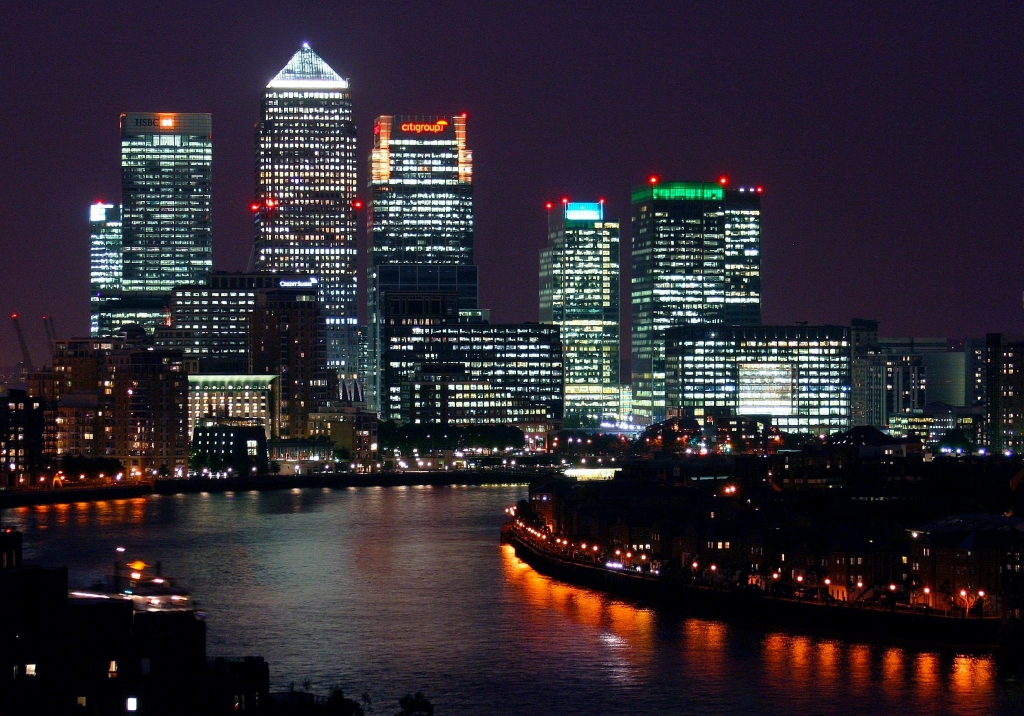 Global fintech capital: London