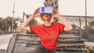 Investing in technology virtual reality women